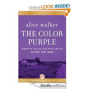 On sale today for $1.99: The Color Purple by Alice Walker, 314 pages ...