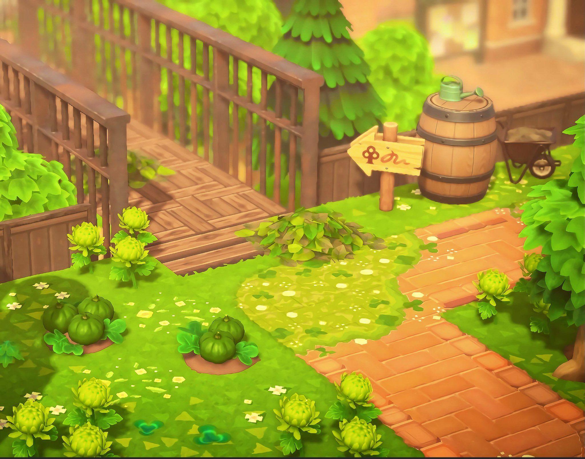 Animal Crossing Inspo 🌺 on Twitter