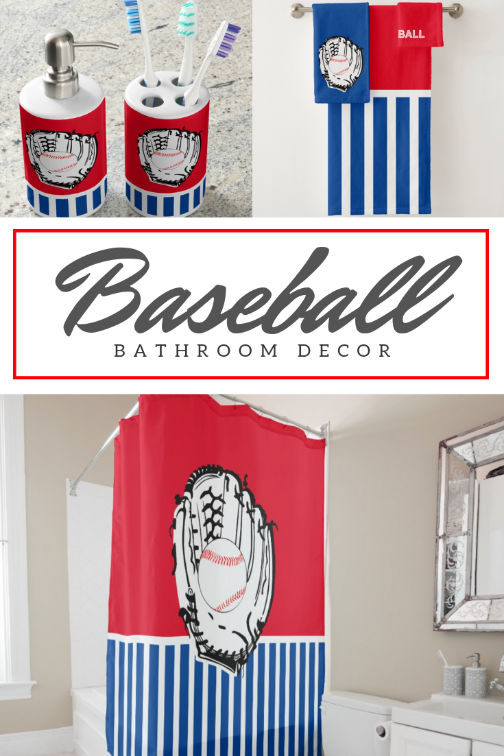 Add Some Love For The Game To Your Very Own Baseball Themed