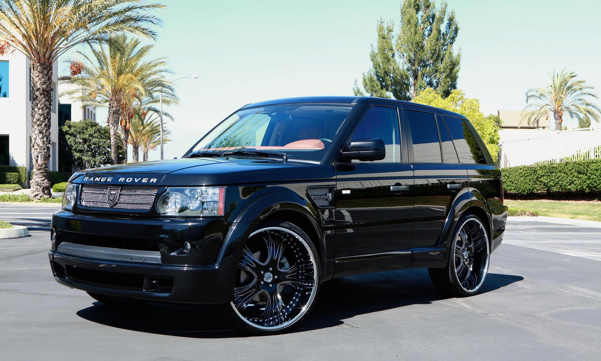Lexani Wheels the leader in custom luxury wheels 2010 black