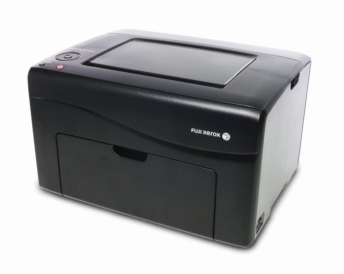 Printer Fuji Xerox Docuprint Cp115w Printer Toko Warna