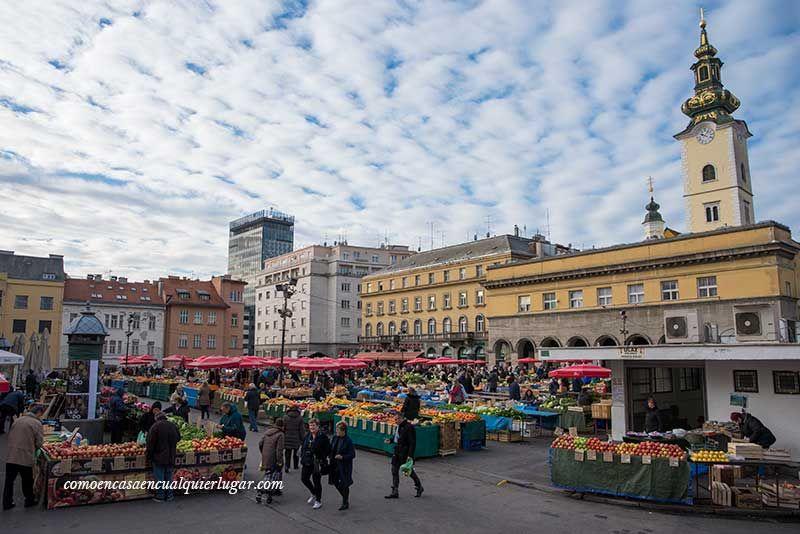Que Ver Y Hacer En Zagreb Zagreb Croacia Hice