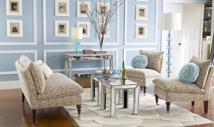 ▷ 1001 + ideas de interiores encantadores en estilo vintage