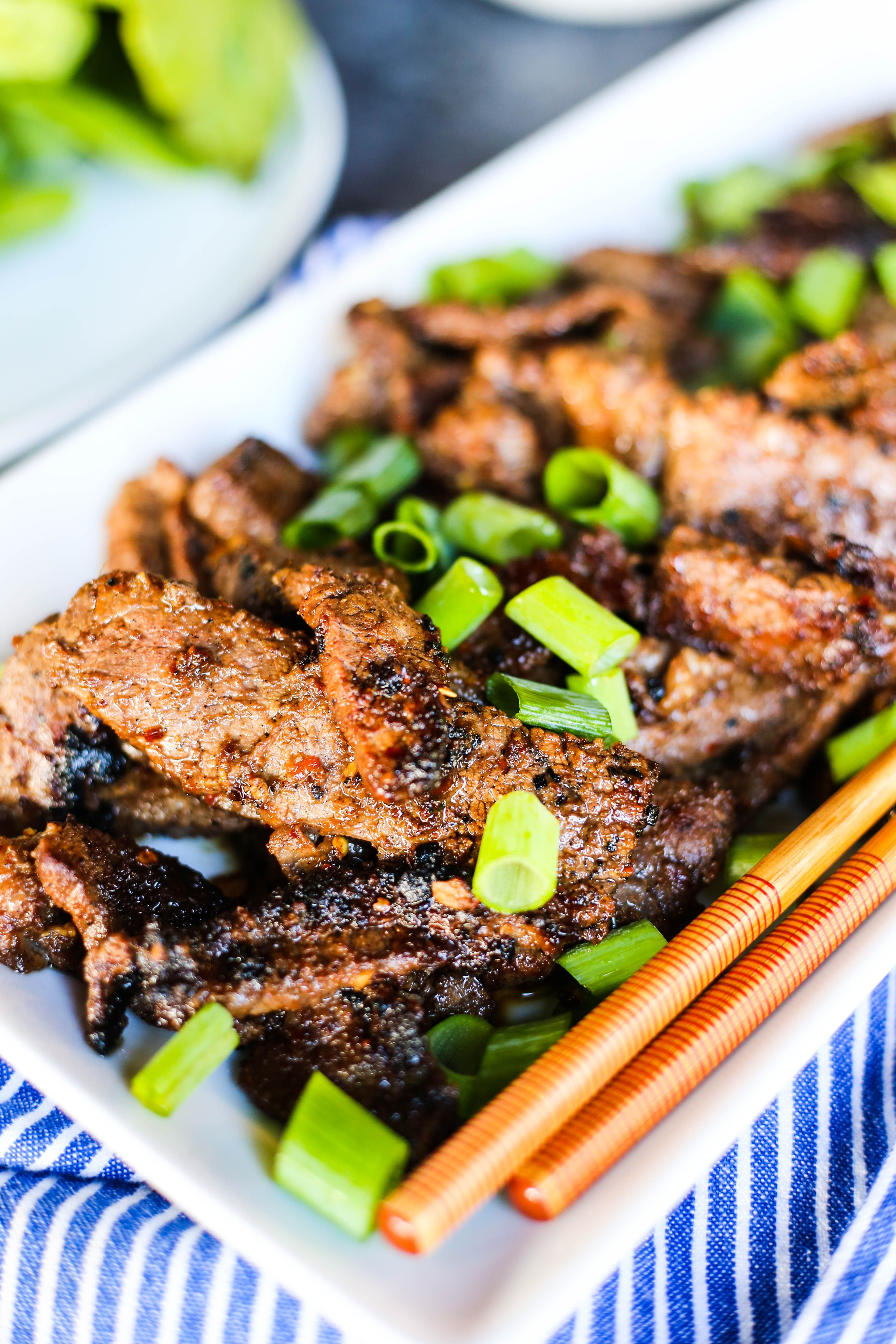 Whole30 Beef Bulgogi | Recipe | Beef bulgogi recipe ...