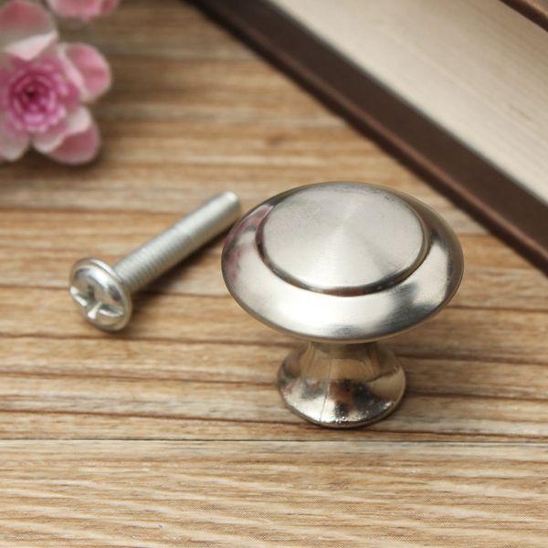24 / 28mm tornillo de hardware mando tirón del gabinete de cocina de ...