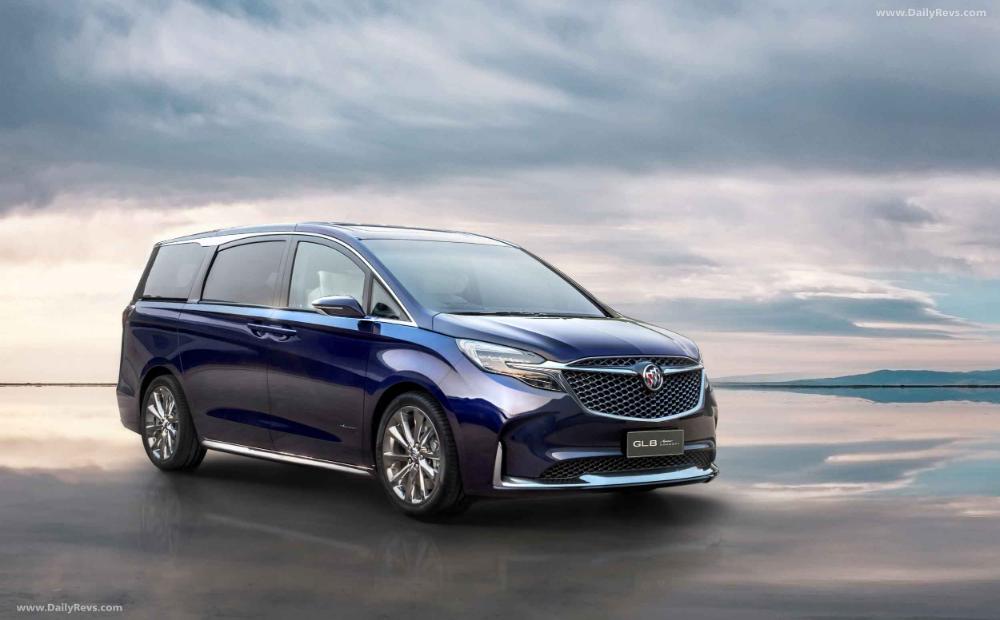 2019 Buick Gl8 Avenir Concept Dailyrevs Com Buick Gl8 Buick Blue Ceilings