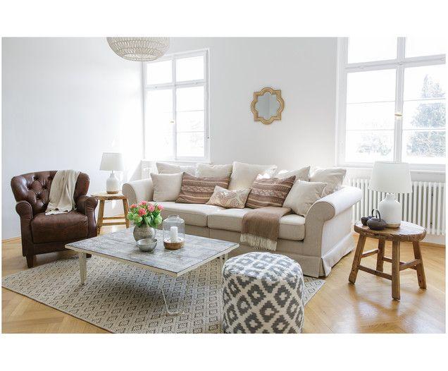 Teppich Nele   Große sofas, Ikea wohnzimmer, Living room ...