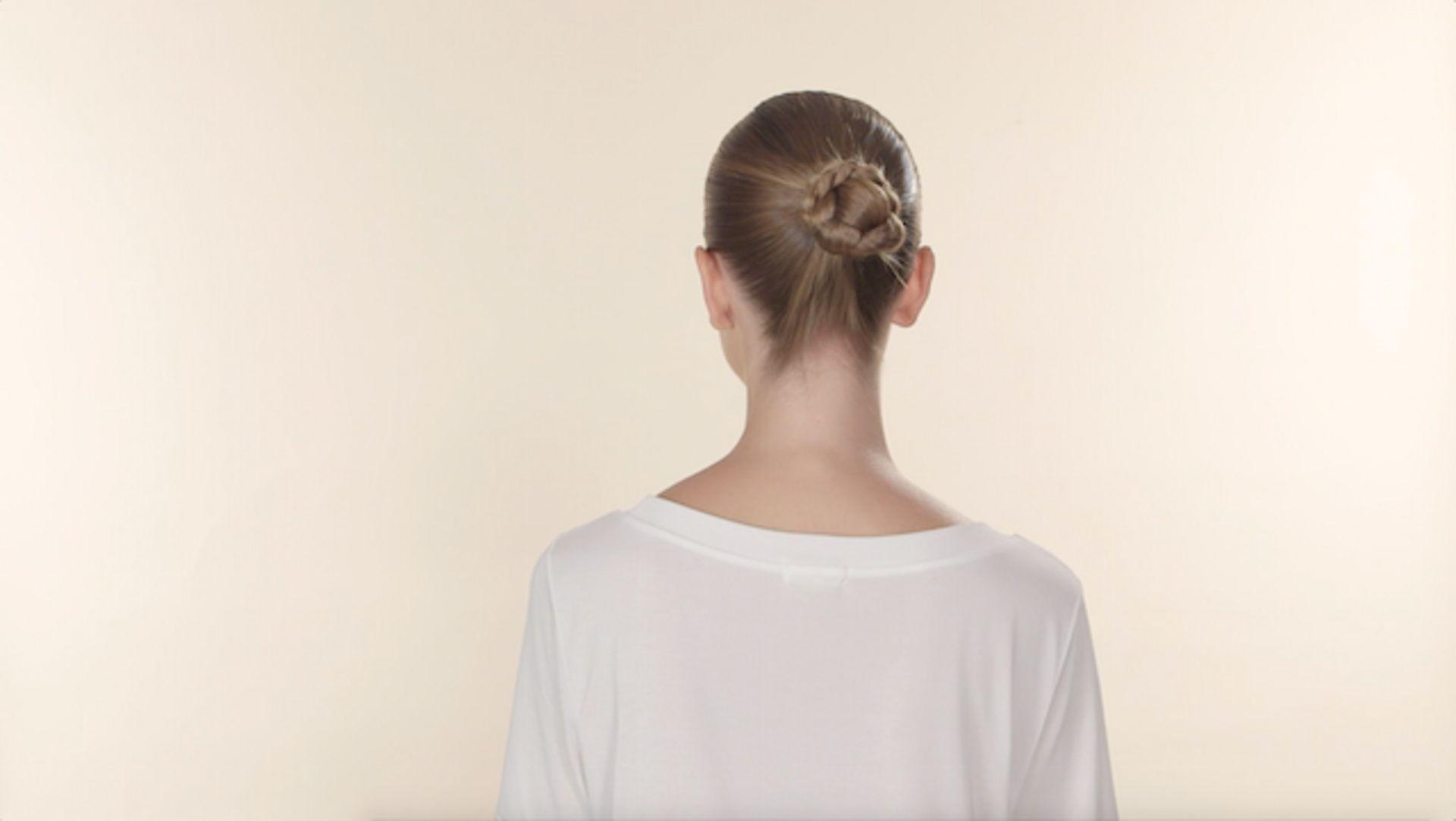 Hair Styles For A Dance: Beauty Bites: Ballerina Bun Tutorial: This Bun Is So