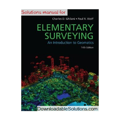 Solution manual for elementary surveying 14th edition full solution solution manual for elementary surveying 14th edition full solution manual fandeluxe Gallery