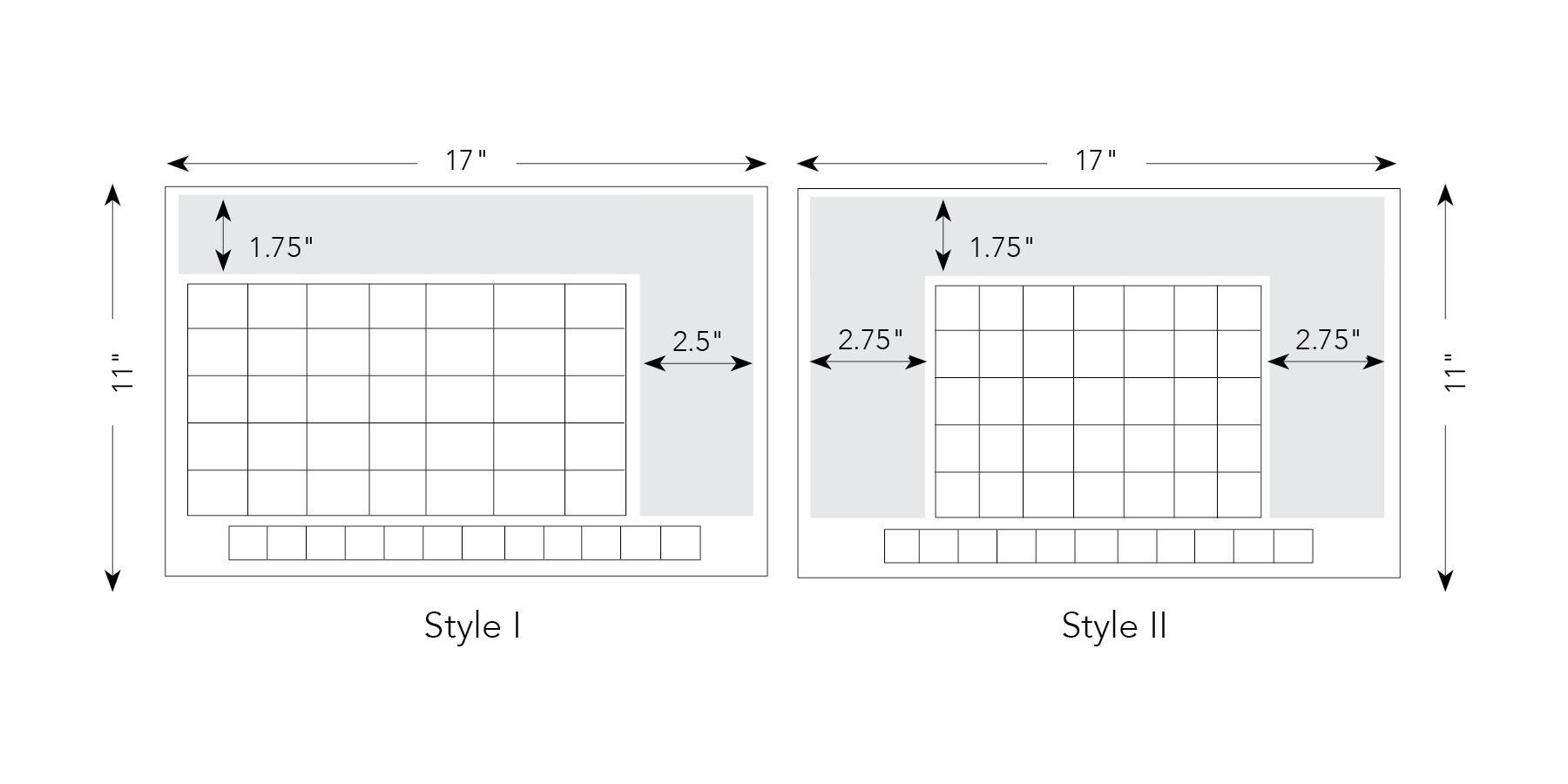 Junior Size Desk Calendar The Leslie Company Desk Calendars Calendar Desk