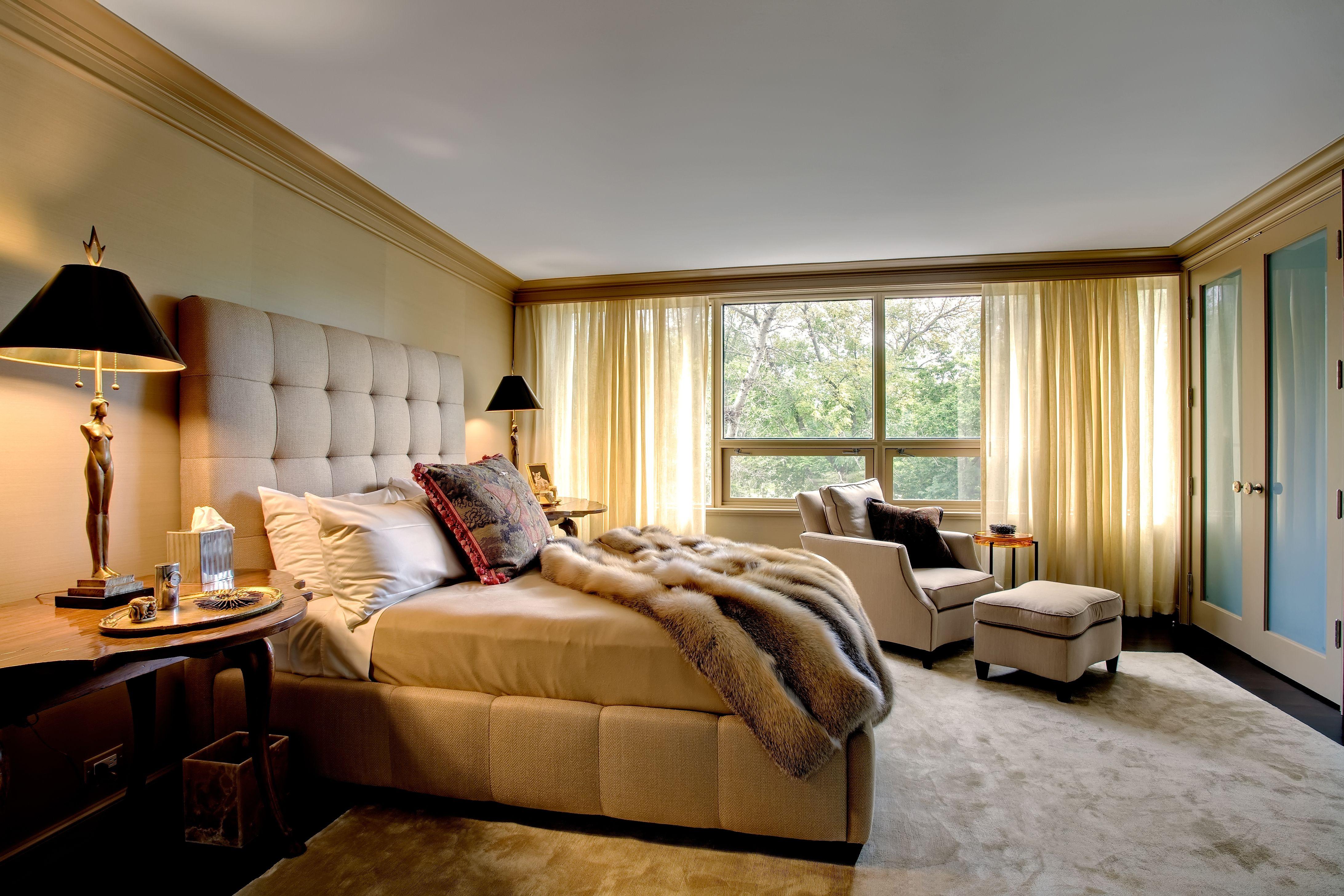 Paul Lauren Design Consultants   Traditional bedroom, Home ...