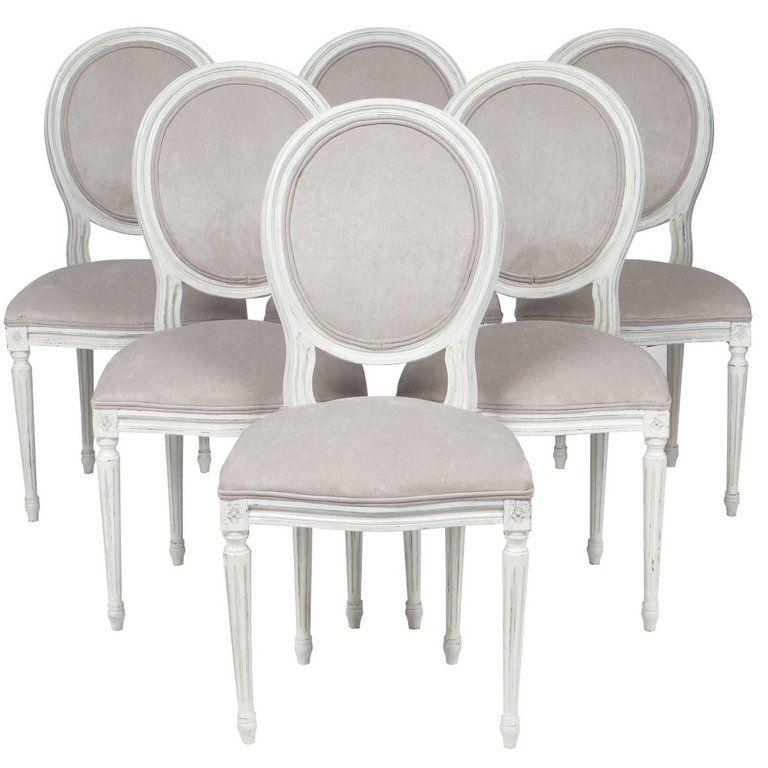 Astounding 1Stdibs Dining Room Chair Style Dining French Louis Xvi Spiritservingveterans Wood Chair Design Ideas Spiritservingveteransorg
