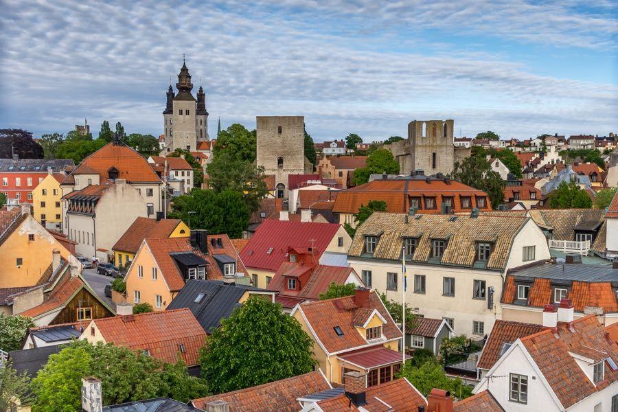 Gotland und Visby in Schweden entdecken