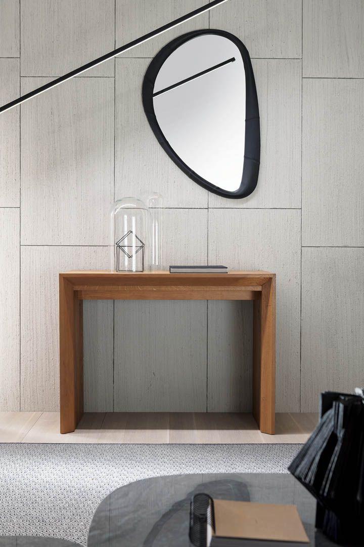 Tavolo Consolle Allungabile Arcobaleno.Ozzio Produce Tavoli Trasformabili E Allungabili Sedie Moderne
