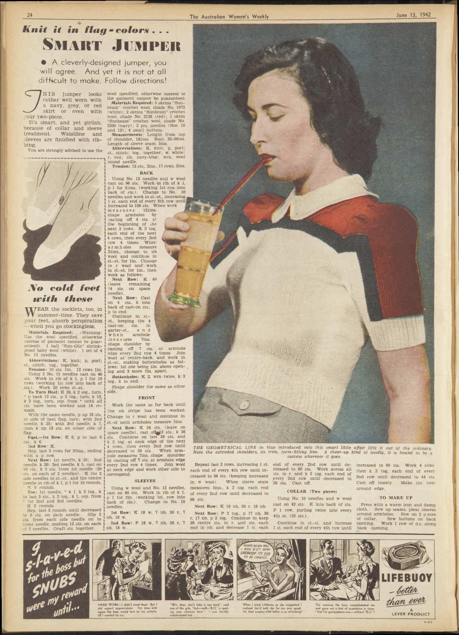 Issue: 13 Jun 1942 - The Australian Women\'s Wee... | My Style ...