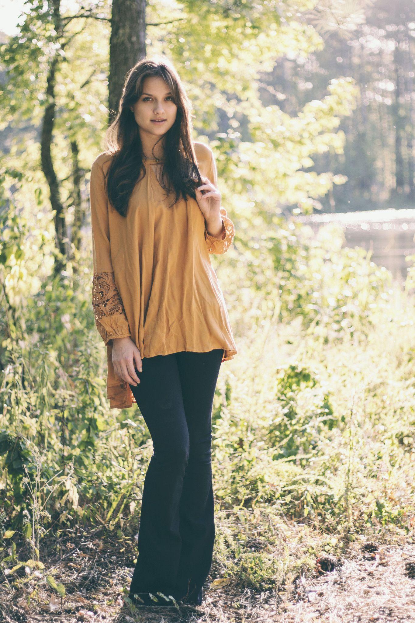 Longsleeve Tunic Trapeze Dress – Style Revel Fall fashion Trends ...