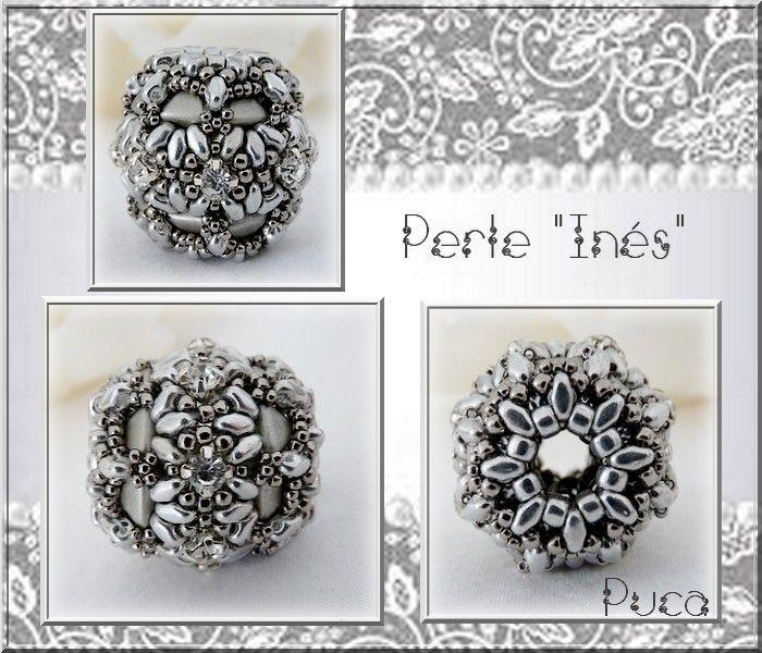 """Perle """"Inés"""" de Puca"""