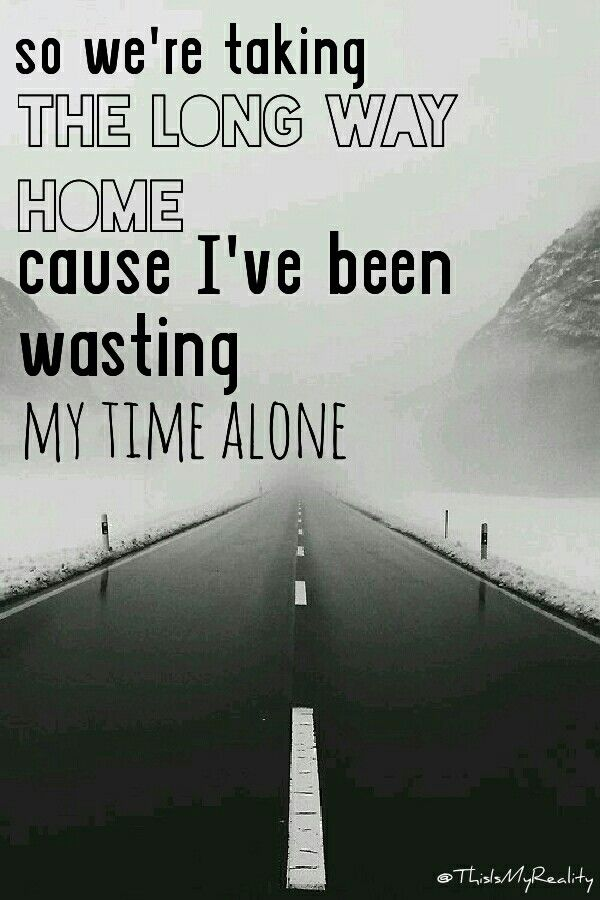Long Way Home 5SOS by @ThisIsMyReality