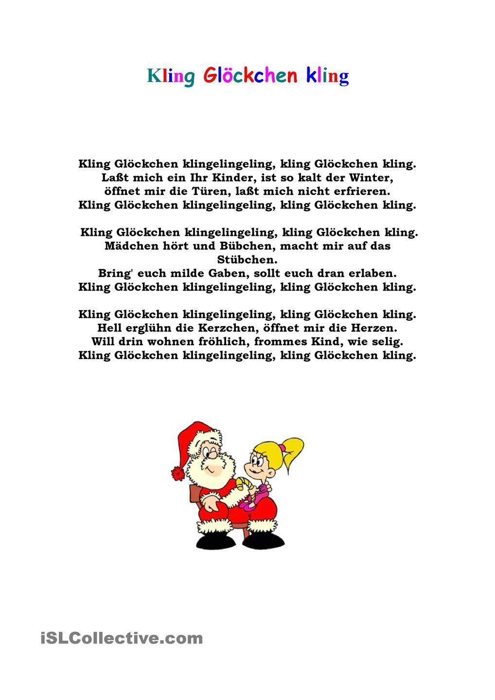 Verschiedene Kling Glöckchen Sammlung Von Glöckchen | Weihnachten-daf/daz (natal No Curso De