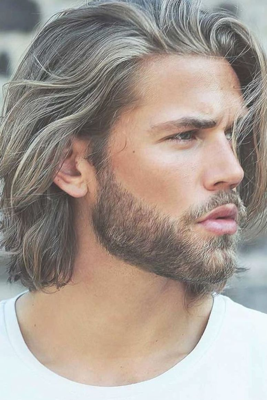 Pin On Men S Hair Medium To Long Hair