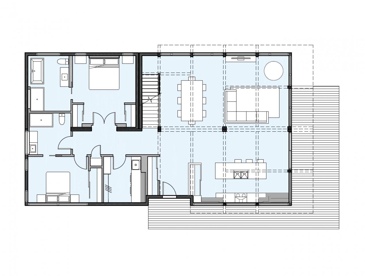 plan de maison gratuit bonneville