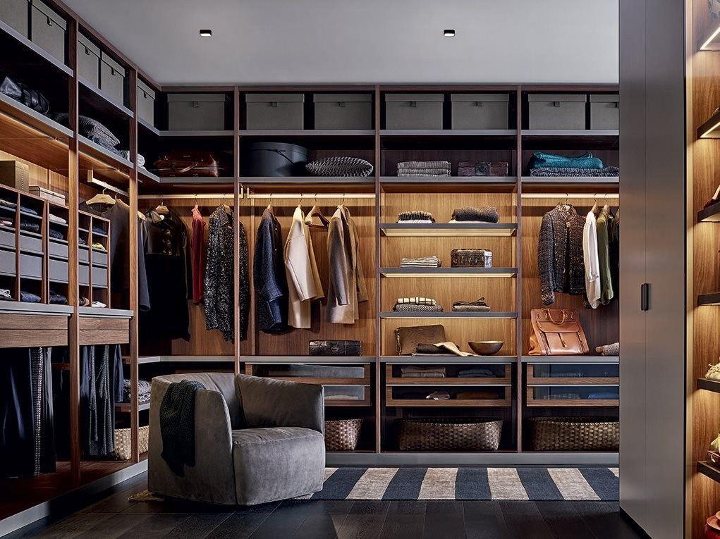 Poliform senzafine closet design interior How To