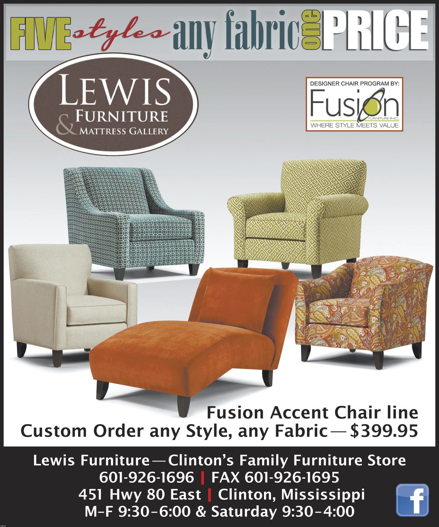 399 Furniture Store Five Styles Any Fabric One Price Fusionfurniture At Lewis