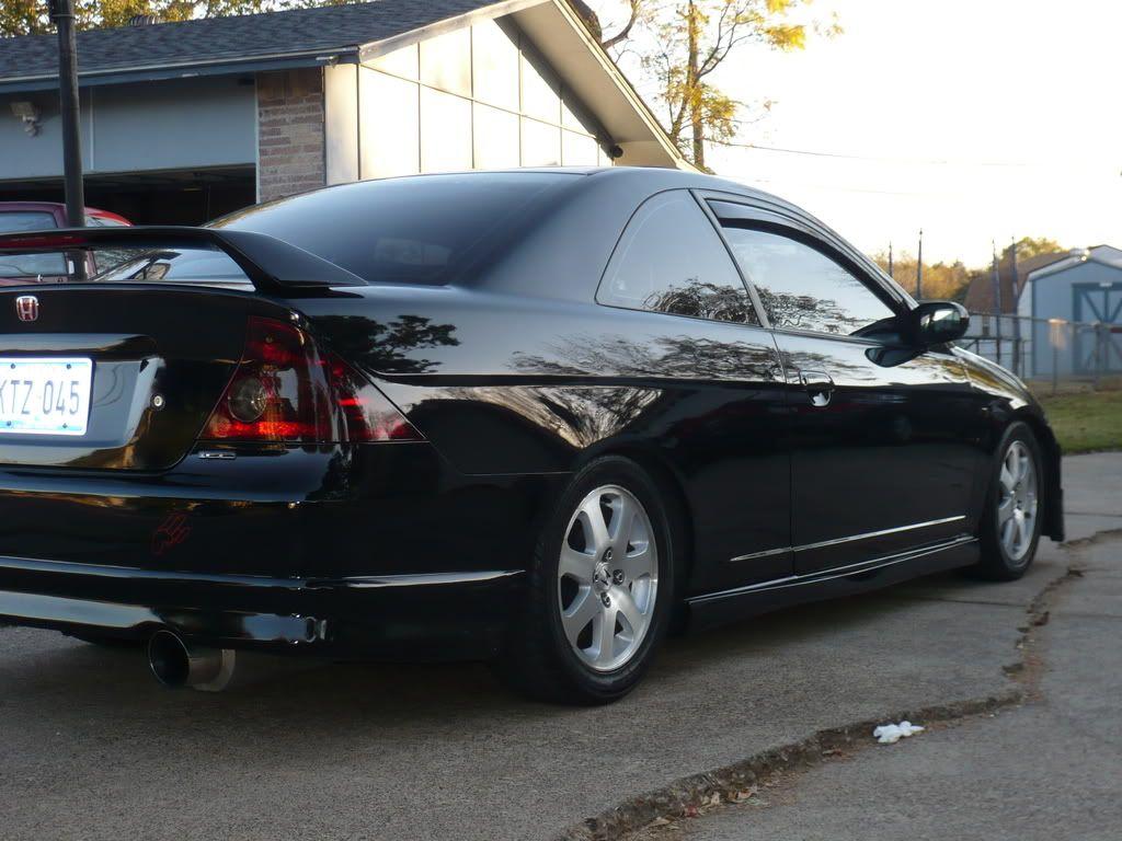 Cleanest black EM2 Em2s Honda civic ex, Civic coupe