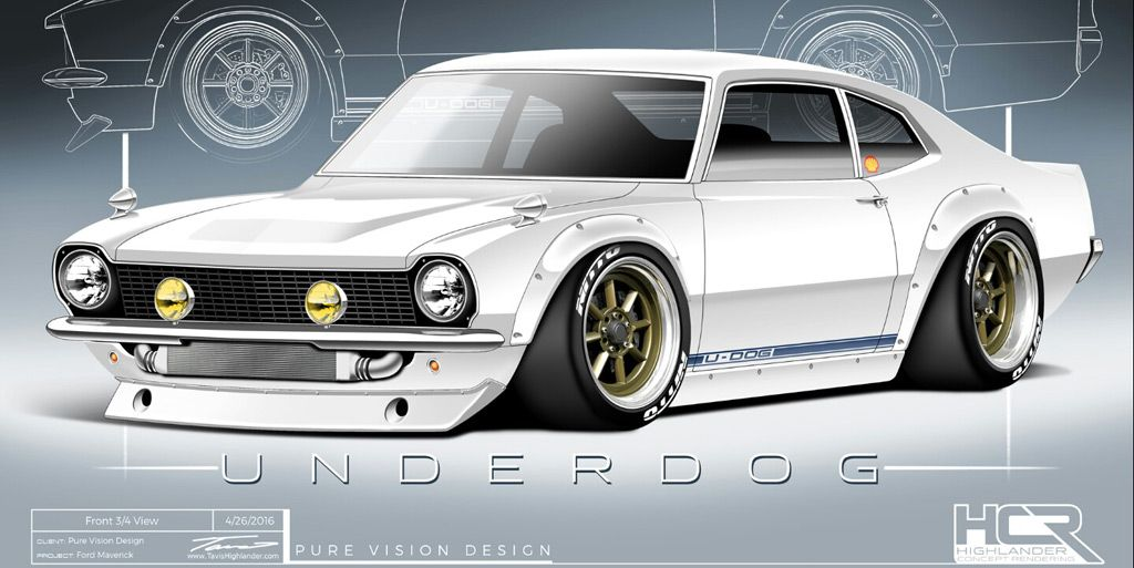 Ford Maverick Serves As Fast And Furious Star Sung Kang S Latest