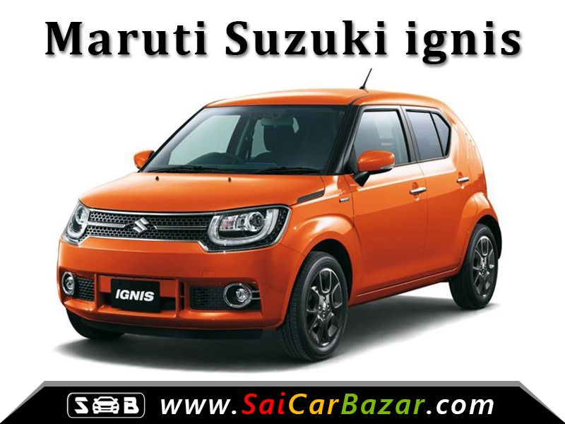 Maruti Suzuki Ignis To Be Launched In India By Early 2017