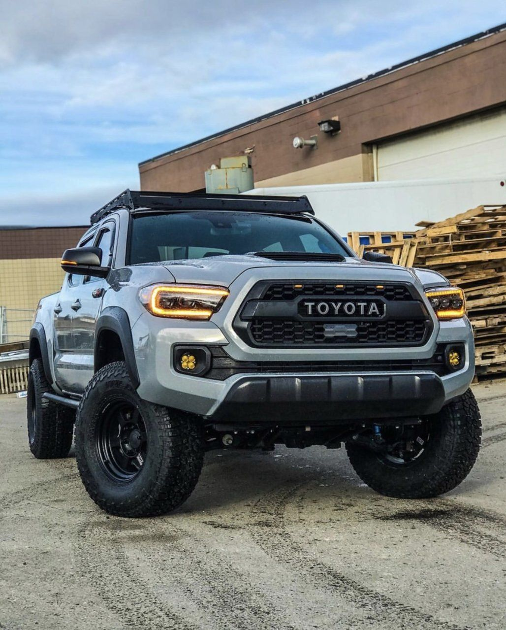 Pin by Alex G on in 2020 truck, Toyota