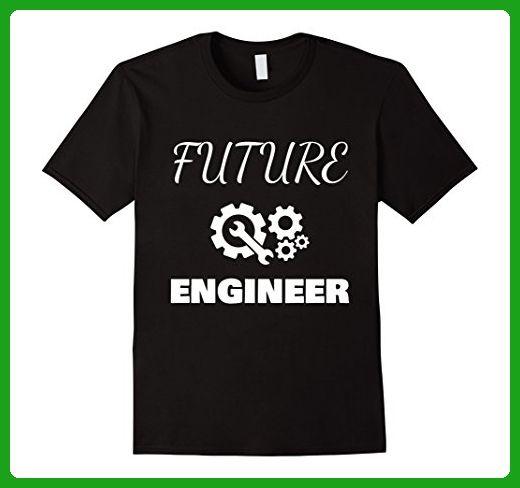 5aaad4cf2 Mens Future Engineer Funny Shirt Gift, Student Friend Gift Medium Black -  Careers professions shirts (*Amazon Partner-Link)
