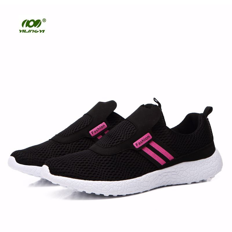 2017 Women Running shoes Sneakers Damping Breathable comfortable  ultra-light Footwear for Female Trainers Sports