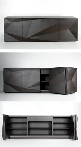 Modern Furniture East Bay modern furniture // usona home sideboard in dark wood | modern