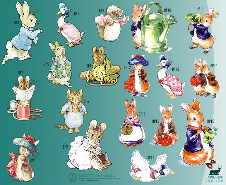i want a beatrix potter tattoo...wow, I never thought of that!  I love Peter Rabbit! hm...