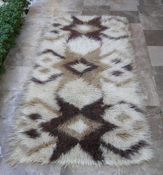 how to clean a flokati wool rug