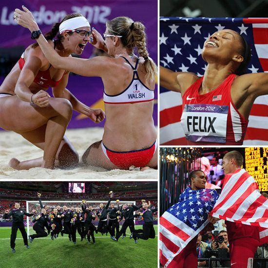 Greatest US 2012 Olympics Moments Pictures