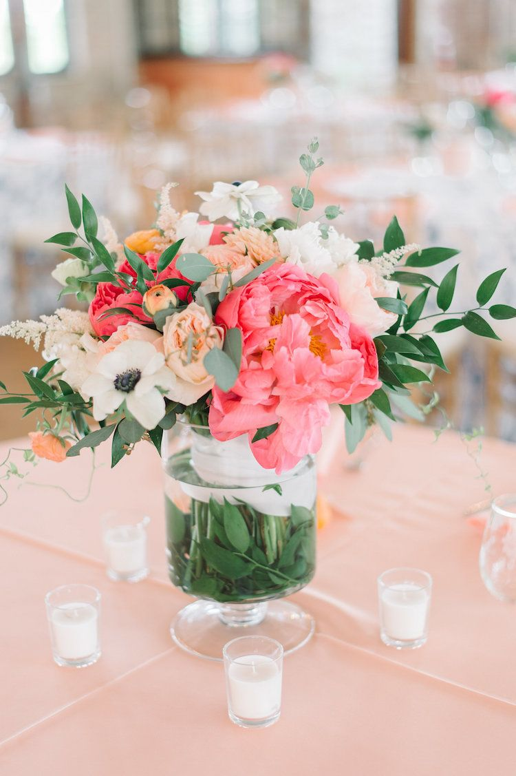 Colorfully Chic South Carolina Wedding from Aaron and Jillian ...