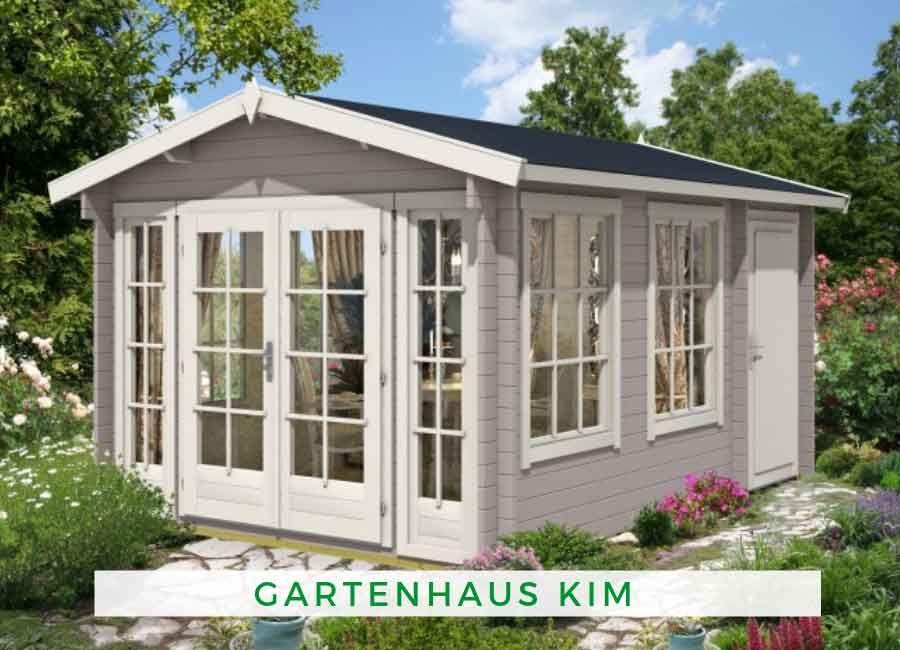 Gartenhaus Kim40 in 2020 Haus, Gartenhaus und