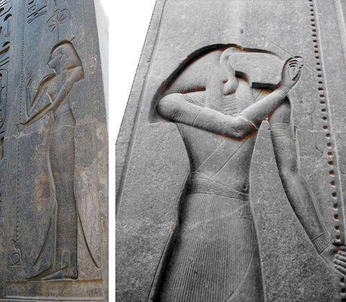 Seshat, Female Scribe, Goddess of Writing Measurement