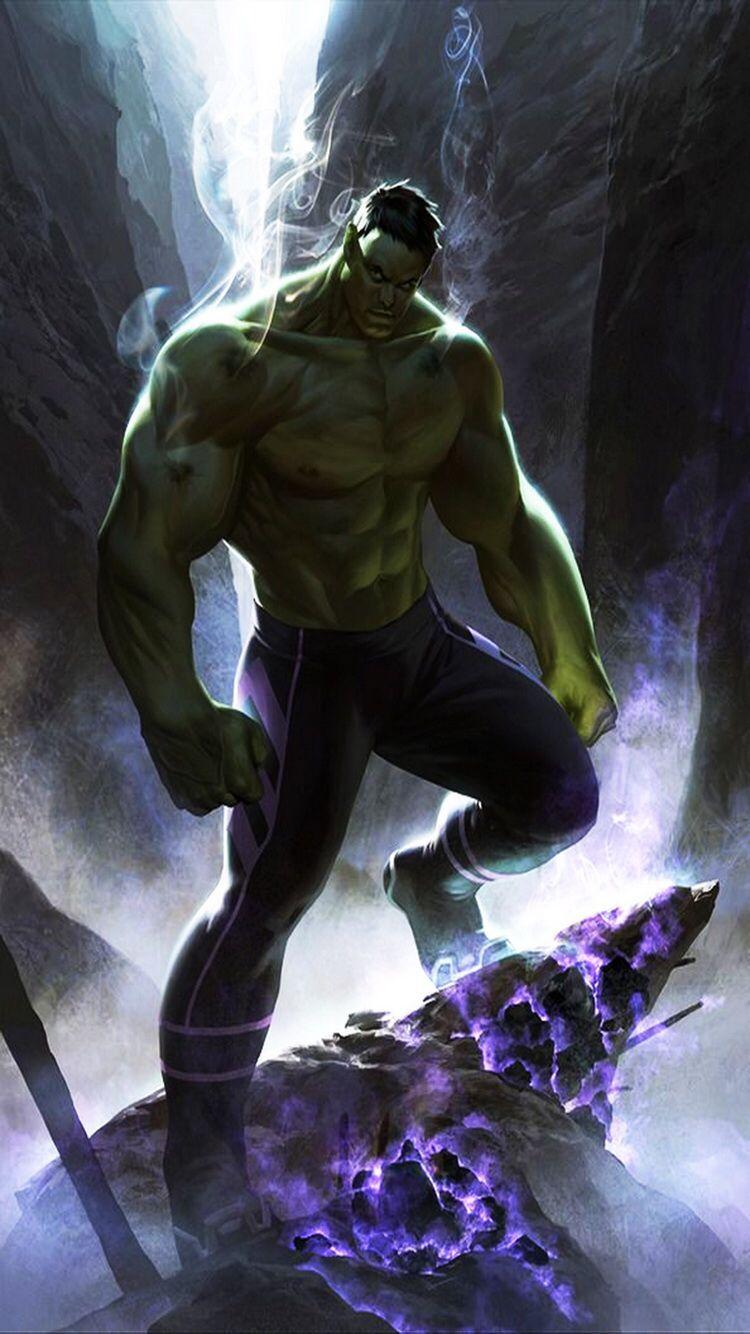 Hulk By Marko Djurdjevic Avengers Initiative