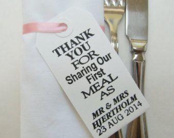 60 Shabby Chic Hochzeitrustikale Serviette KrawattenHochzeit TischdekorationDanke für das  60 Shabby Chic Hochzeitrustikale Serviette KrawattenHochzeit Tischdekorati...