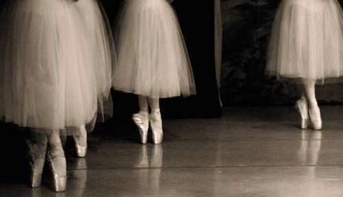 Ballet #blackandwhite #ballet