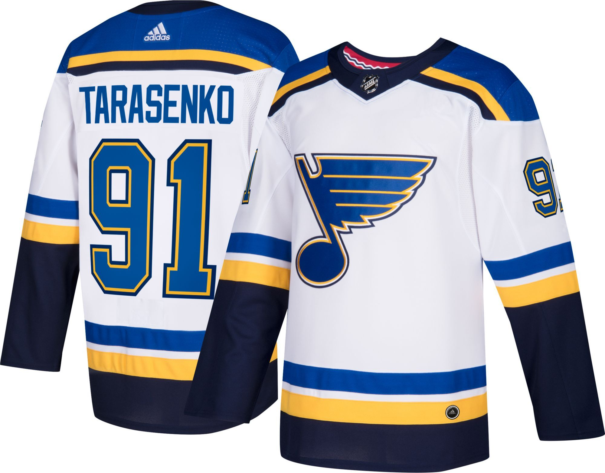 hot sale online 5ac25 0868d adidas Men's St. Louis Blues Vladimir Tarasenko #91 ...