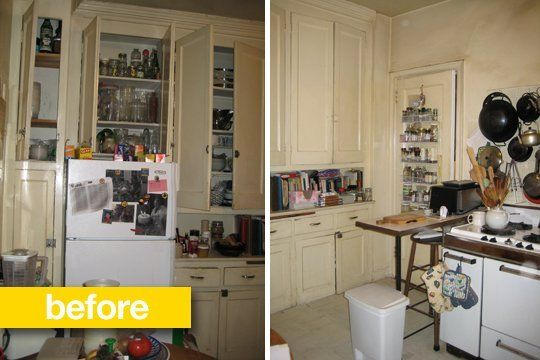 Messy House Pictures Before And After