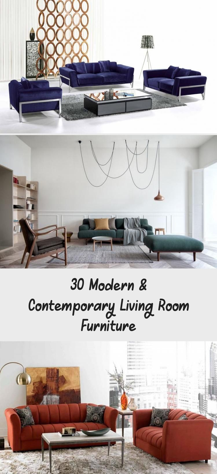White Walls And Contemporary Furniture Present This Vibrant Room A In 2020 Modern Furniture Living Room Contemporary Modern Living Room Furniture Living Room Furniture