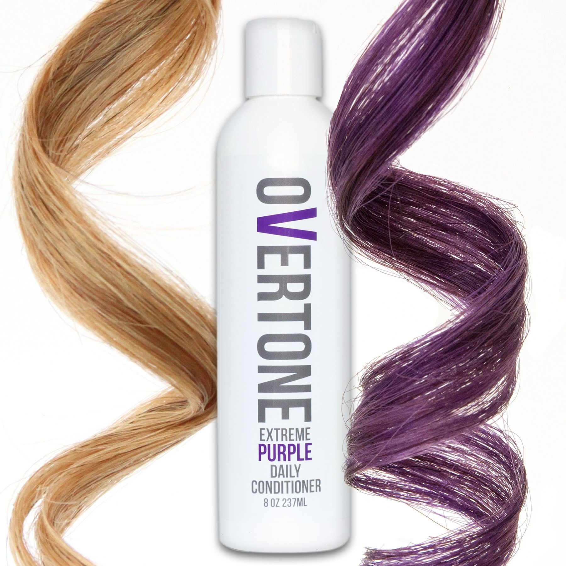 Extreme Purple Daily Conditioner Keep Your Purple Hair Dye Bright Faded Purple Hair Dyed Hair Purple Bright Purple Hair