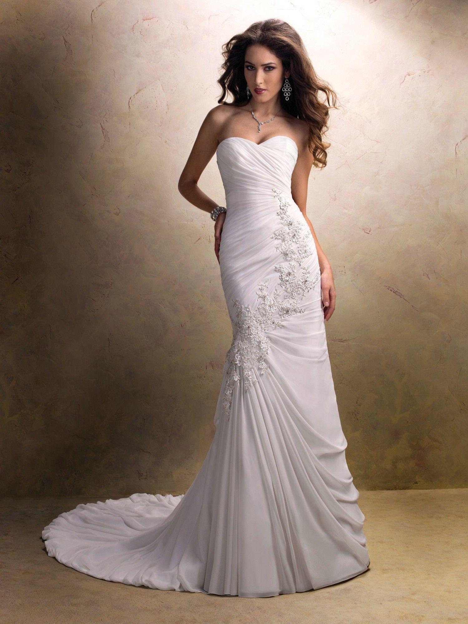 Maggie Sottero Wedding Dresses - Style Hillary 12523 2013 Maggie Sottero dress Hillary 12523 - BestBridalPrices [Hillary] - $1,049.00 : Wedd...