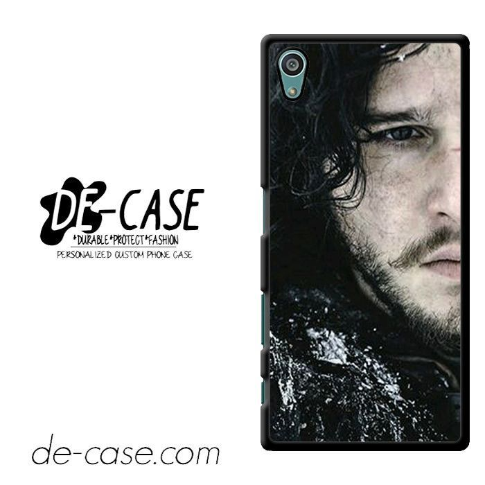 Game Of Thrones Jon Snow DEAL-4567 Sony Phonecase Cover For Xperia Z5