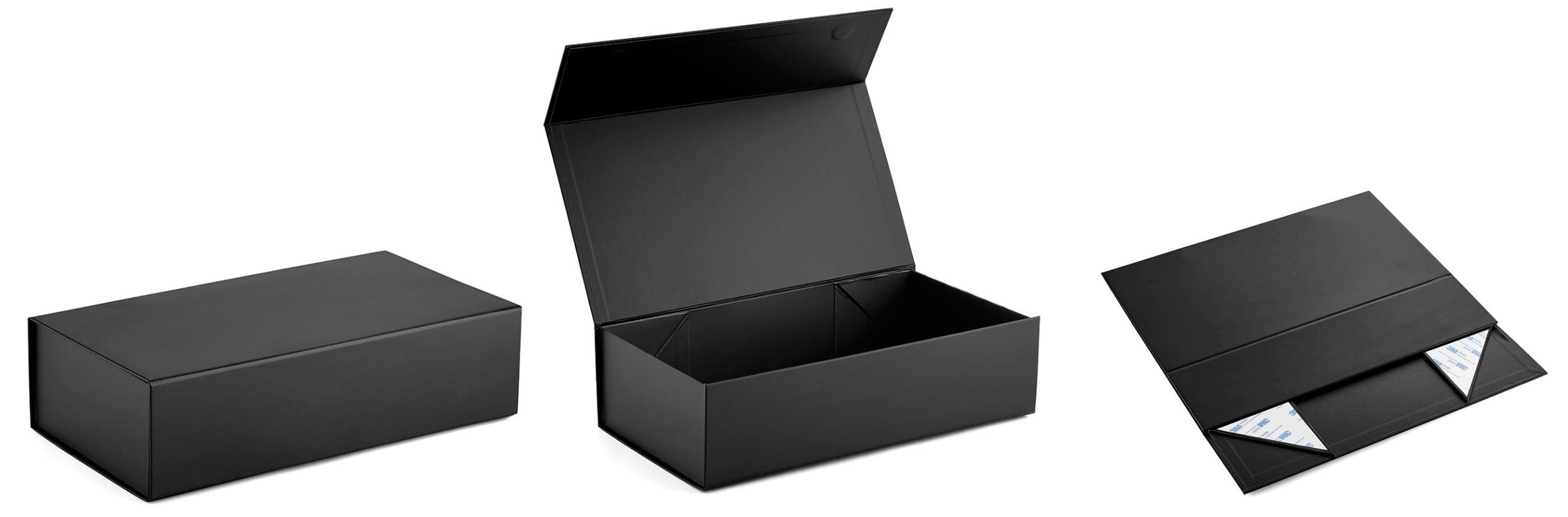foldable gift boxes with magnetic closure from BoxBagPack | Foldables, Gift  boxes wholesale, Gift box